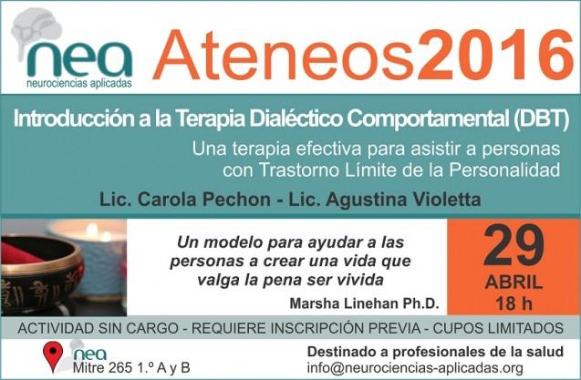 ATENEO 29 DE ABRIL