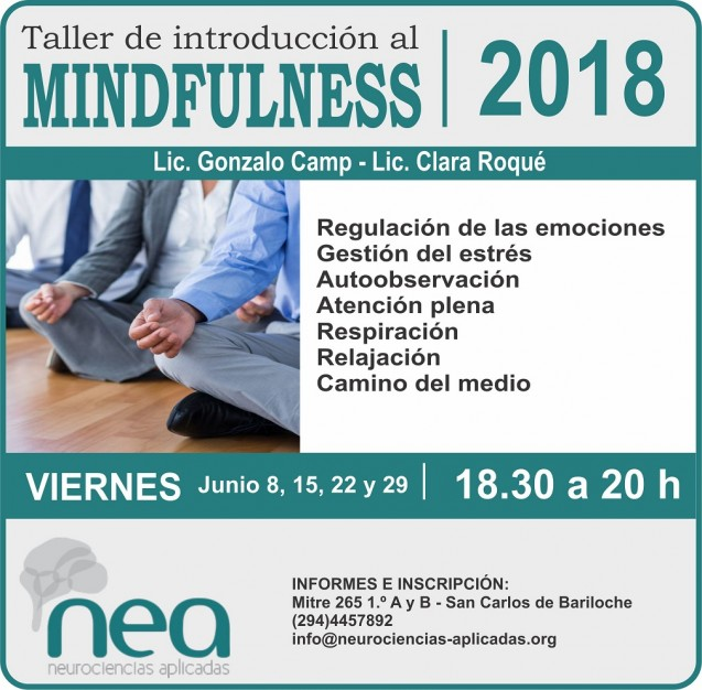 Taller de introducción al Mindfulness