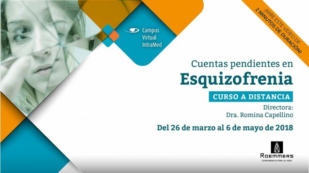 Cuentas pendientes en Esquizofrenia – Curso online